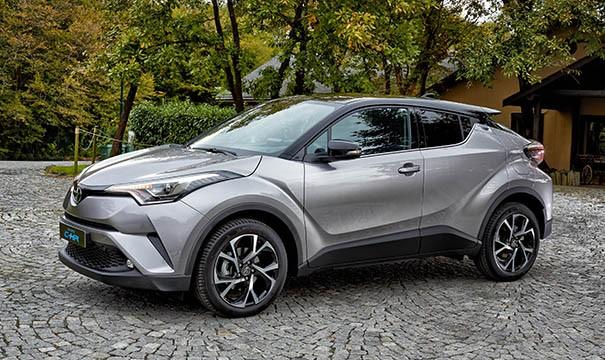 Toyota Hybrid C-HR